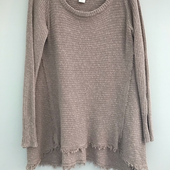 Ruby Moon Sweater/Anthropologie